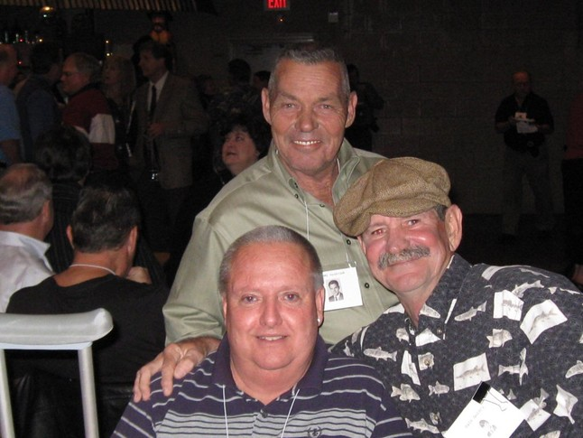 Tommy Ausbrook, David Watkins, Dale Guidry