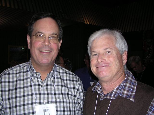 Mike Mayabb & Doug Medlin