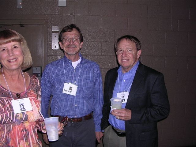 Lora Hammond, Guy Fipps, Mike West