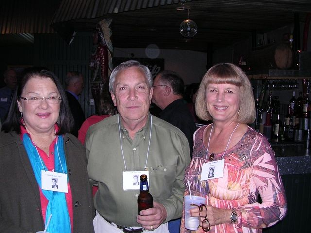 Wife & Jim VanZant, Lora Hammond