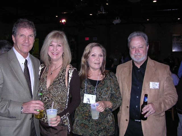 Friend with Cath Carter, Bethena Bateman & Husband