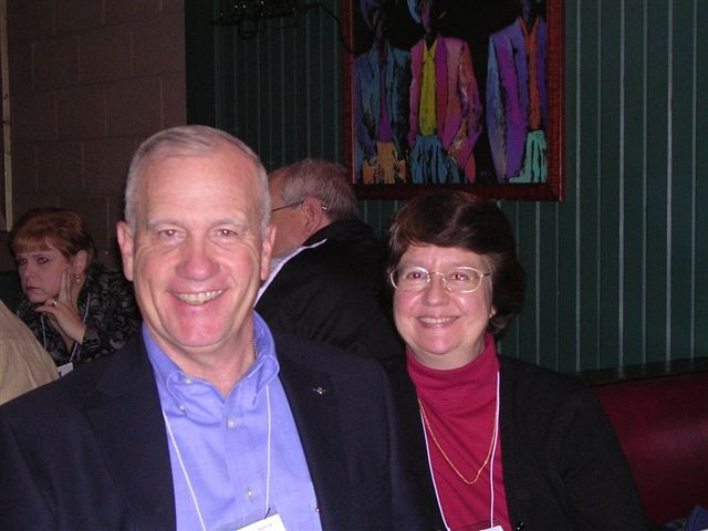 Bill Nance & Wife