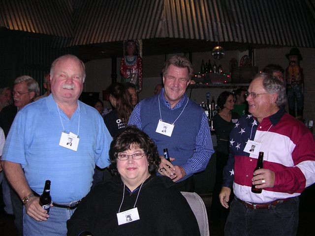 Tommy Lasater, Donna Harrison, Roger Smith, Billy Stevenson
